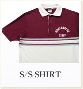 ピックアップ:S/S シャツ