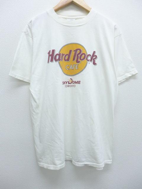 ヴィンテージのハードロックTシャツ