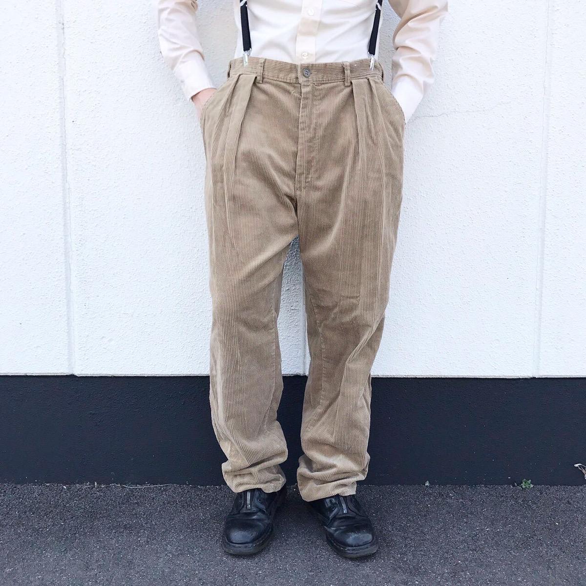 90's Ralph Lauren corduroy pants