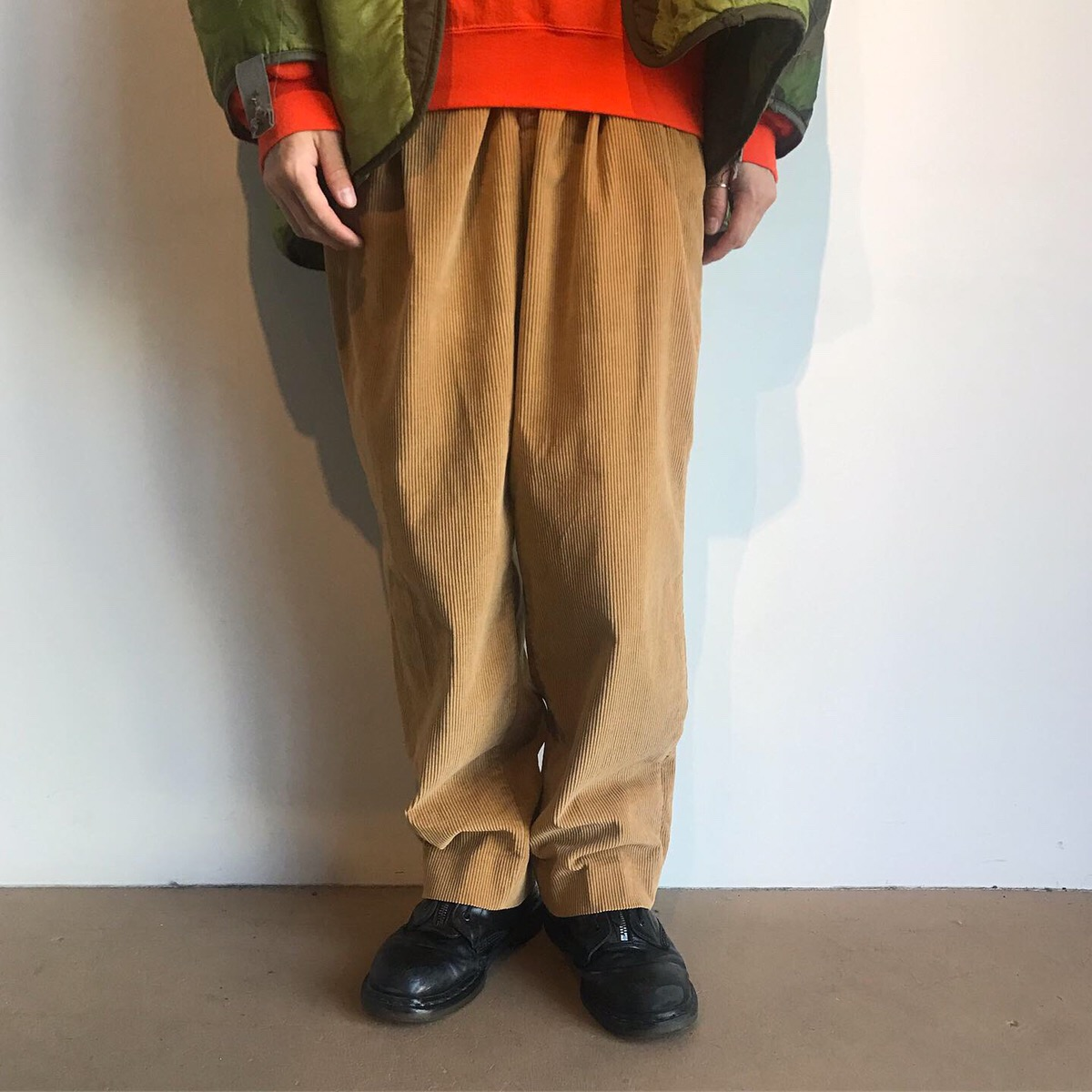 90s Patagonia corduroy pants made in USA