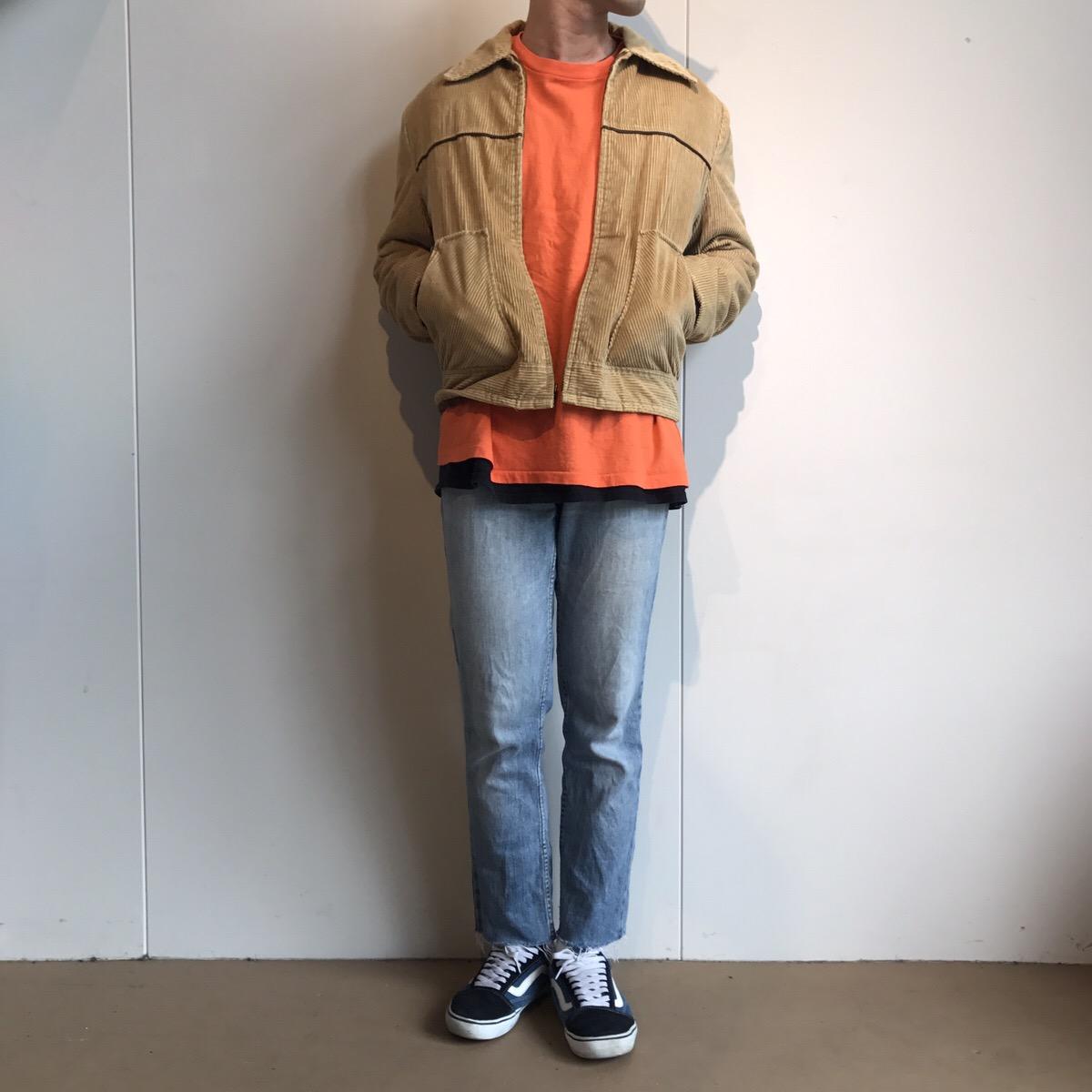 2019年10月29日 | カジュアル秋コーデ