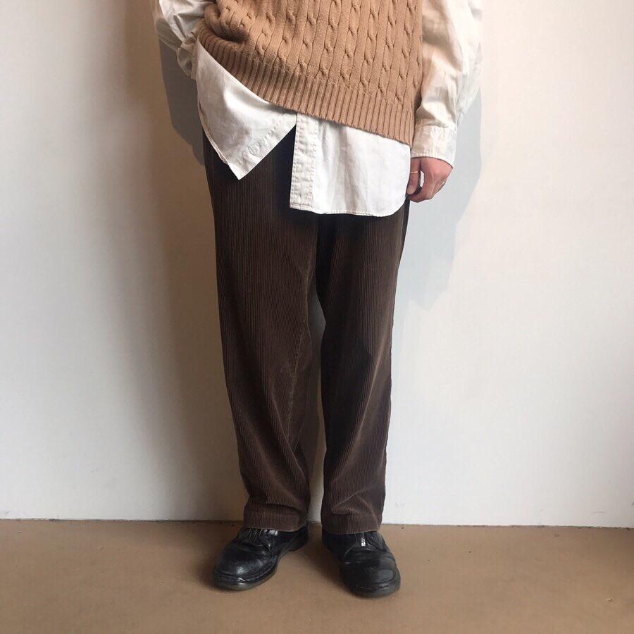 Ralphlauren corduroy pants