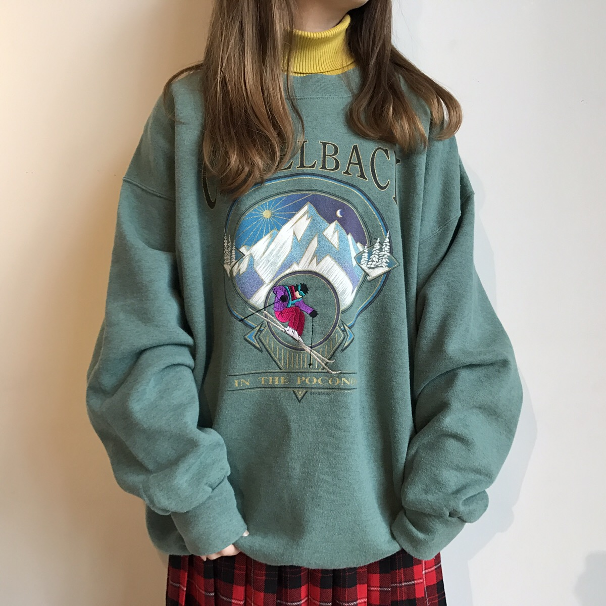 90s sweat made in USA