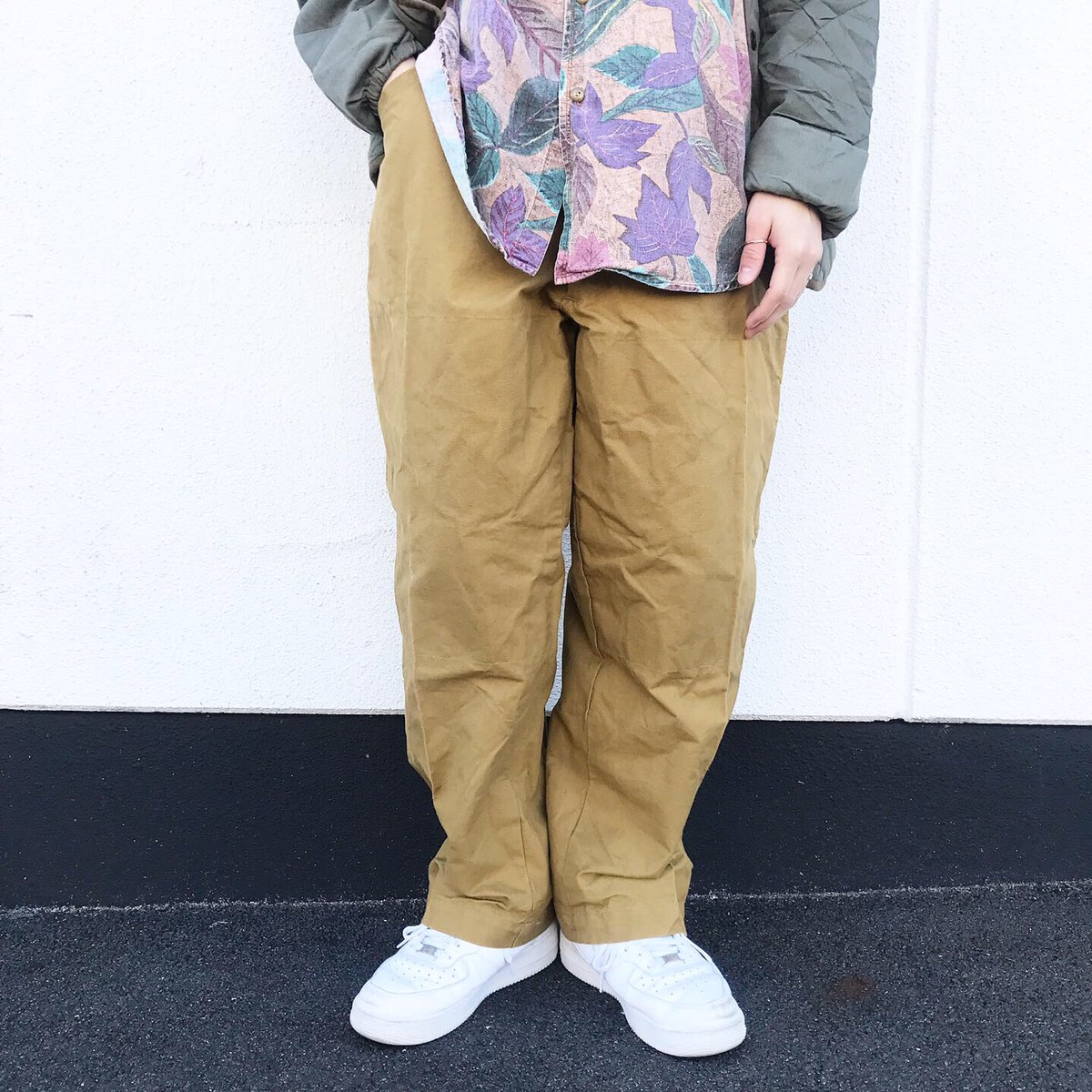 50s L.L.Bean duck pants