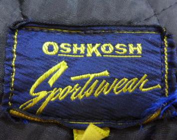 オシュコシュ 60sタグ