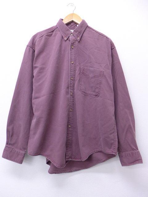 エルエルビーンの古着シャツ