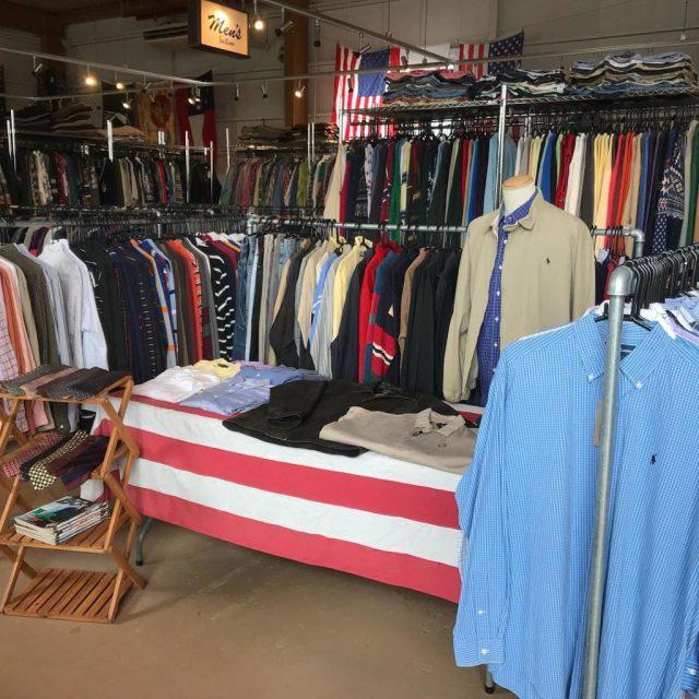 アメリカ古着屋イメージ