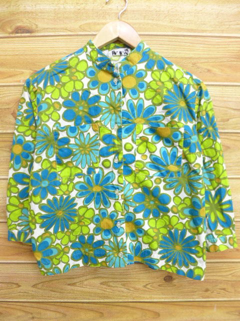 70年代ビビッドシャツ