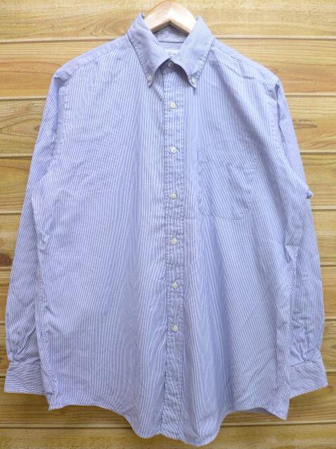 ブルックスブラザーズの古着シャツ