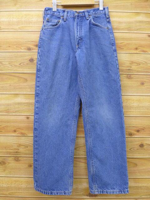 カーハートのジーンズ