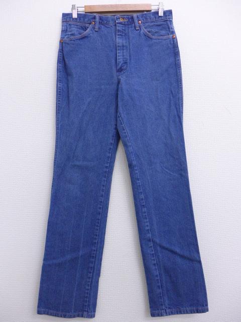 ラングラーのジーンズ