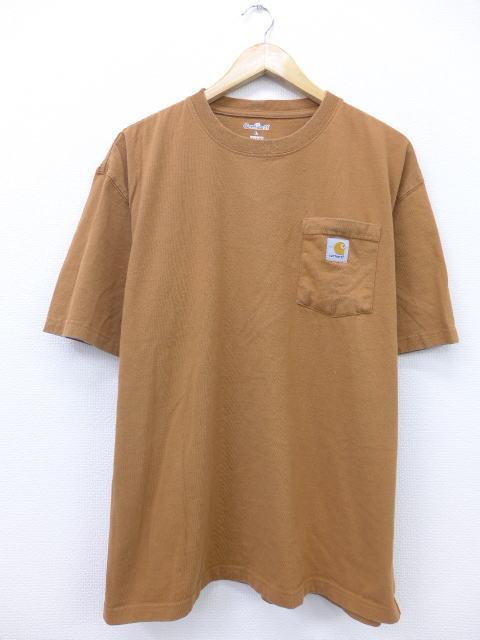カーハートの古着Tシャツ
