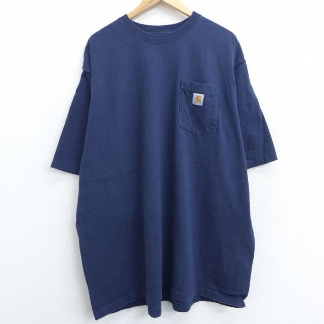 カーハートのTシャツ