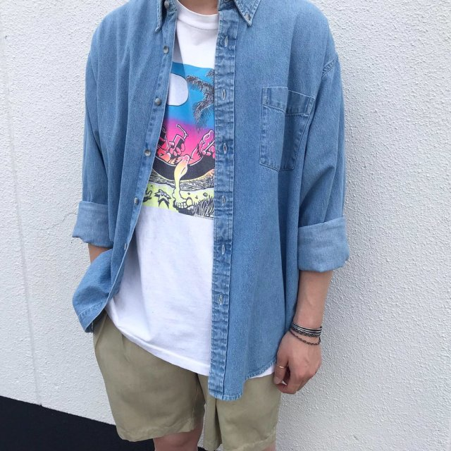 denim shirts