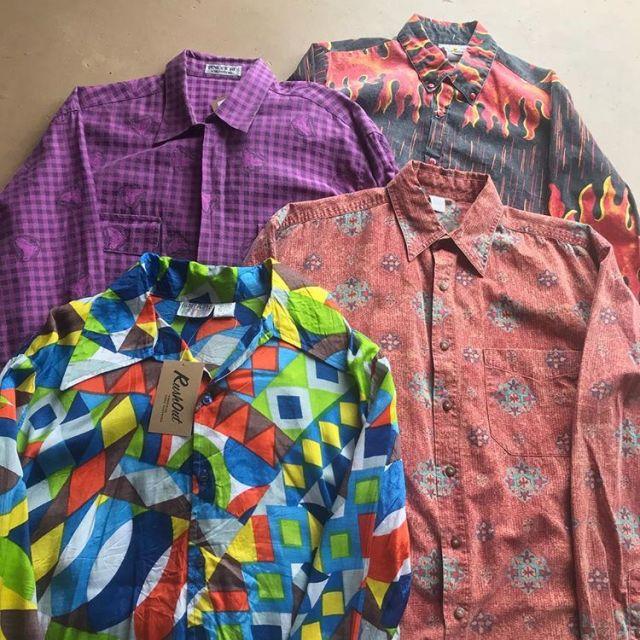 柄シャツの選び方