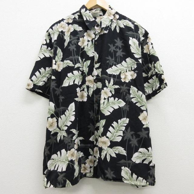 アメカジ夏の柄シャツ