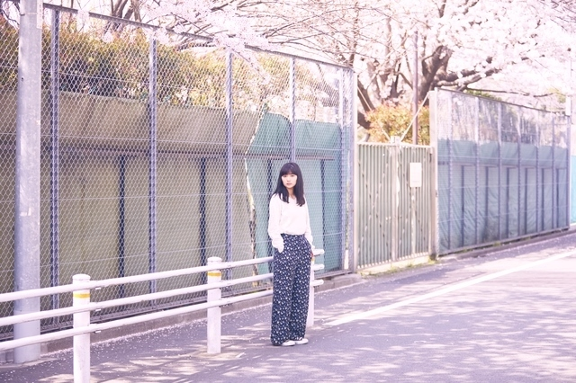 春のファッション