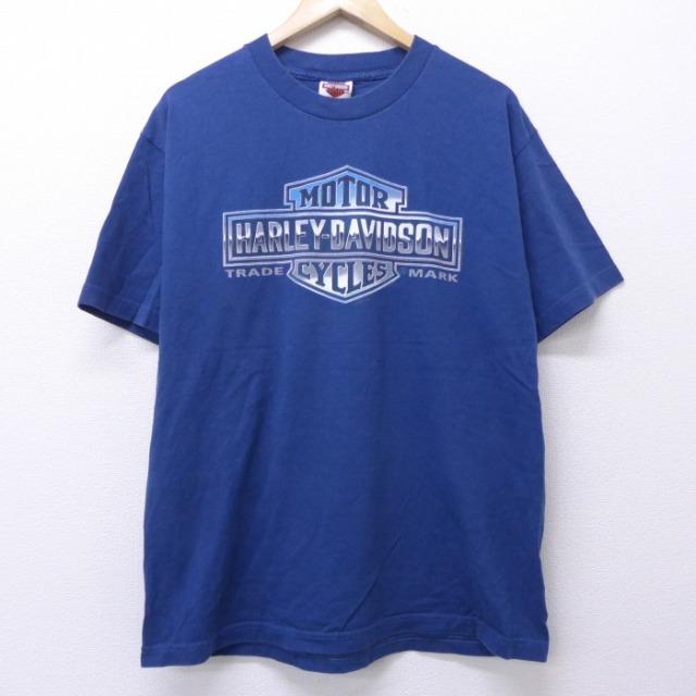 ハーレーダビッドソンの代表的なアイテムロングTシャツ