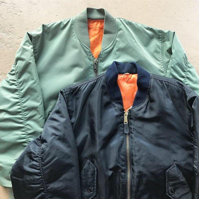 古着のミリタリージャケット