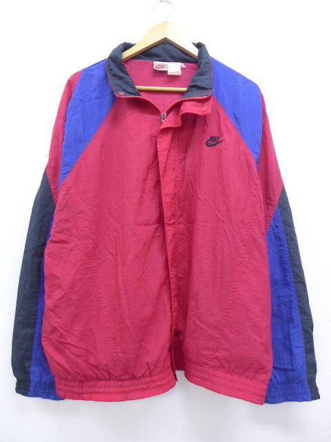 ナイキの古着ジャケット
