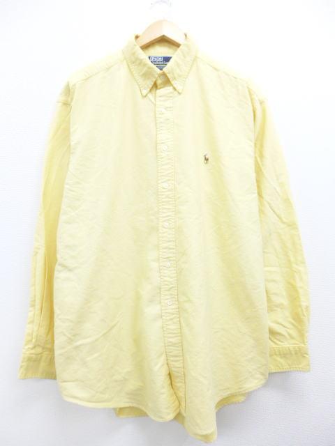 ラルフローレンの古着シャツ