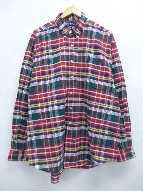 アメカジ ラルフのシャツ