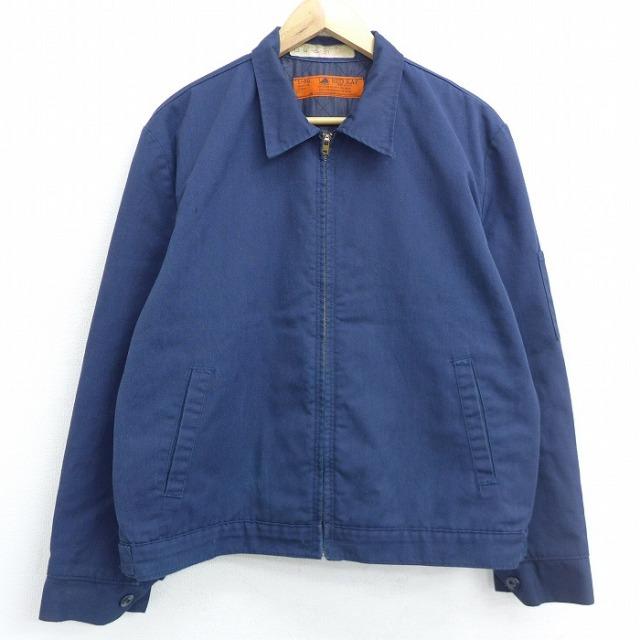 レッドキャップのジャケット
