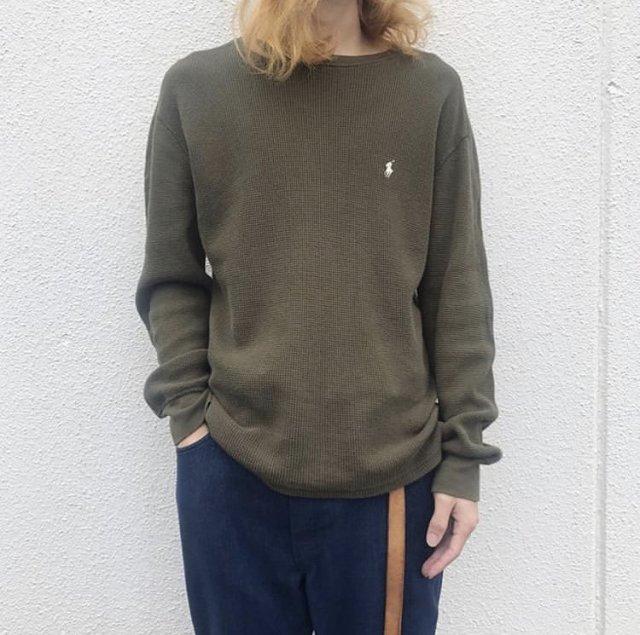サーマルTシャツ