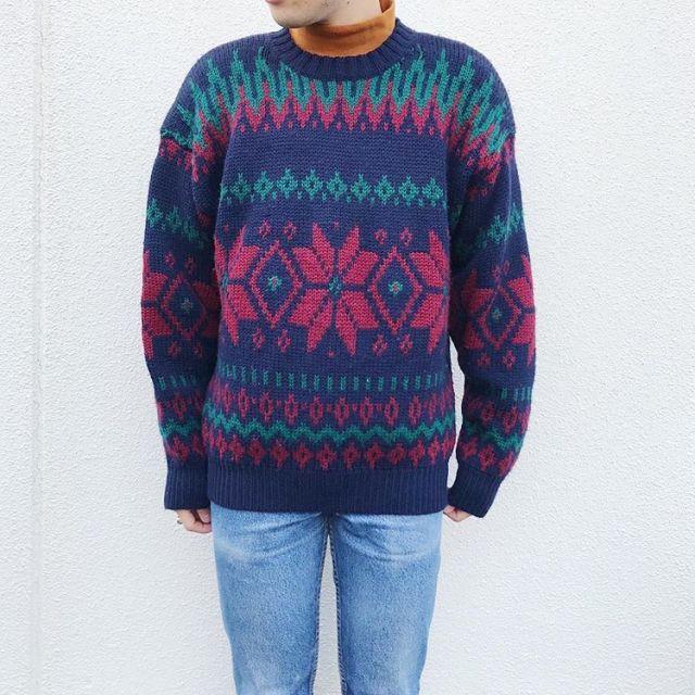 古着のセーターの臭いの取り方、洗濯方法とは?
