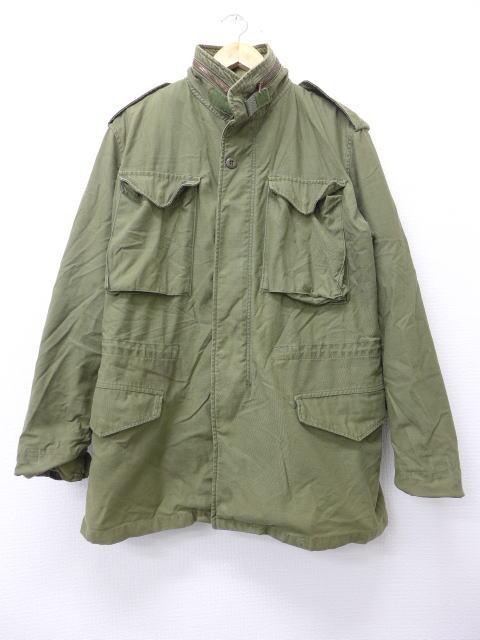 ミリタリーフィールドジャケットm65