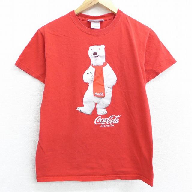 コカ・コーラ―の古着Tシャツ