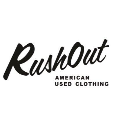 Rushoutの看板イメージ