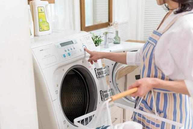 古着の臭い 洗濯する